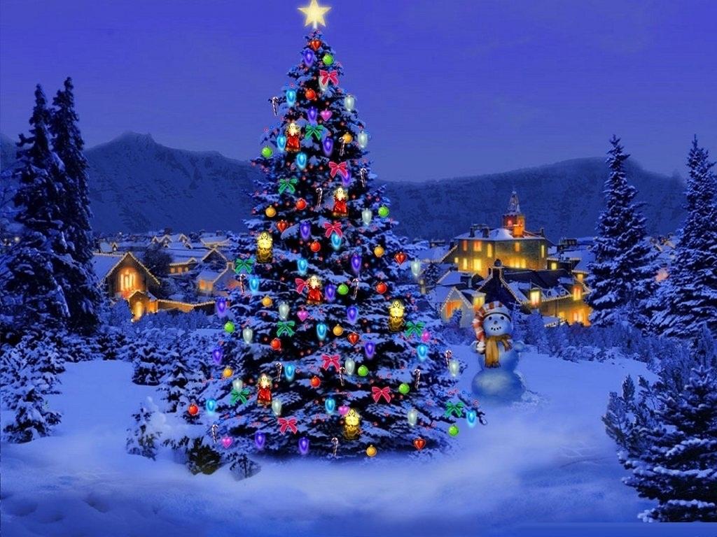 North Pole City - Home Of Santa Claus\'s Christmas Capital