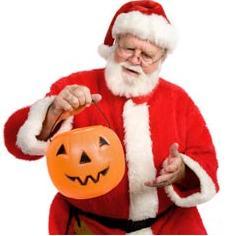 Santa's Halloween