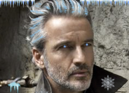 The Winter God Jack Frost