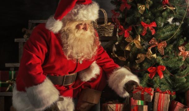 The Miraculous Journey From Saint Nicholas To Santa Claus