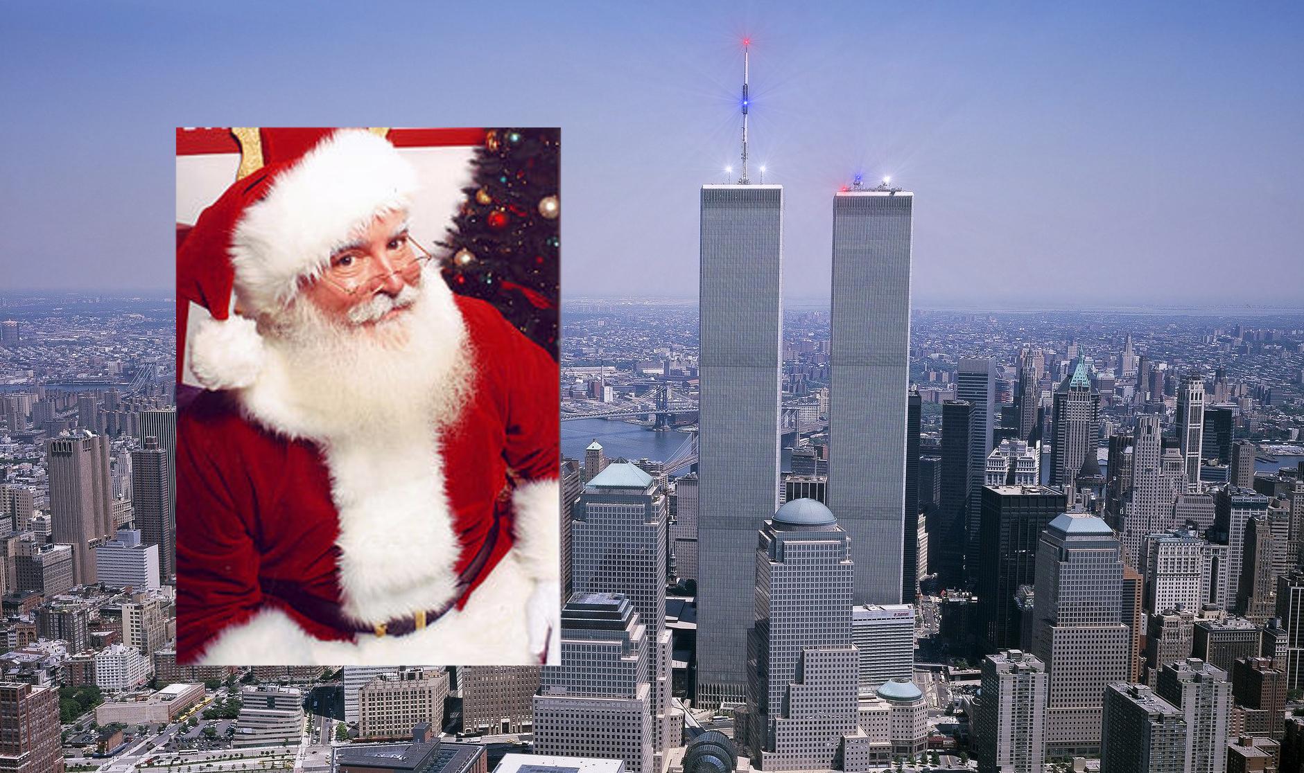 Santa Claus Was At Ground Zero During September 11th Attacks